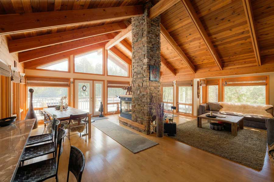 crystal roots retreat cottage